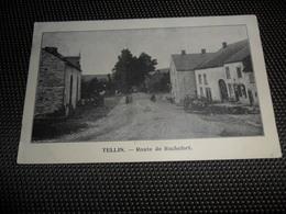 Tellin  Route De Rochefort - Tellin
