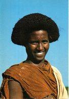 PASTORE SOMALO CARTOLINA 1277 - Somalie
