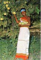 RAGAZZA SOMALA CARTOLINA 1278 - Somalie