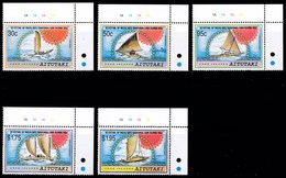 AITUTAKI 1992 FESTIVAL DELLE ARTI - Aitutaki