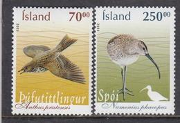 Iceland 2003 - Birds, Mi-Nr. 1042/43, MNH** - Neufs
