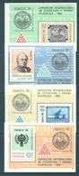 ARGENTINA - MNH/** - 1979 - SIR ROWLAND HILL 4 BLOCS - Yv BLOC20-23 - Lot 18455 - Blocs-feuillets