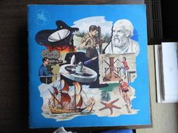Album Jacques : Chromos Instructifs (3e Série) - Kultur