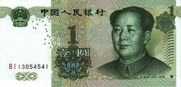 China 1 Yuan 1999  P-895 UNC - Chine