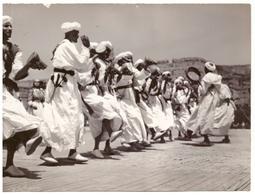 Photo : Sud Marocain. Musiciens. Chants Et Danses. Groupe Folklorique - Persone Anonimi