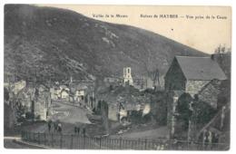 08 Haybes, Ruines. Vue Prise De La Ceuse (6048) - Other Municipalities