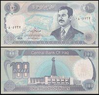 Iraq 100 Dinars 1994 P-84 UNC - Iraq
