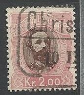 NORVEGE N° 34 OBL TB - Used Stamps