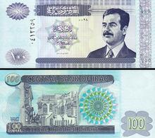 Iraq 100 Dinars 2002 P-87 UNC - Iraq