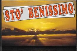 STO BENISSIMO - VIAGGIATA 1993 - Humor