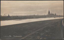 Totalansicht, Cöln Am Rhein, C.1910 - IBK Foto-AK - Koeln