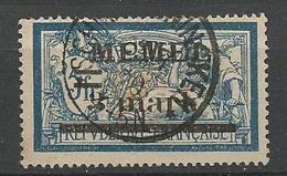 MEMEL N° 30 OBL TB - Memel (1920-1924)