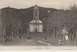 C.P.A. - DELLYS - L'EGLISE - 5 - P. S. - Otras Ciudades