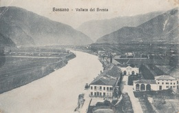 BASSANO VALLATA DEL BRENTA  VG   AUTENTICA 100% - Vicenza