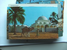 Tunesië Tunisie Tunesia Jerba Mosquée Camel - Tunesië