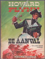 Favorieten-reeks 17: Howard Flynn - De Aanval (William Vance) (Lombard 1968) - Favorietenreeks