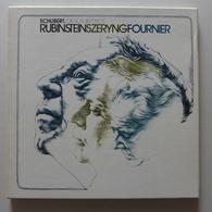 LP/ Schubert - Die Klaviertrios / Rubinstein, Szeryng, Fournier Coffret 2 LP - Classical
