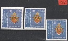 Vatikan   Vaticano    Posten/Lot   Automatenmarken   Postfrisch **   - Vatican