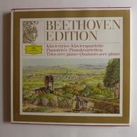 LP/ Beethoven - Trios Avec Piano. Quatuors Avec Piano Coffret 6 LP - Classical