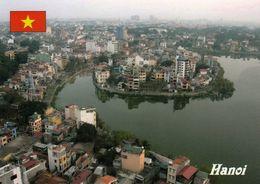 1 AK Vietnam * Blick Auf Hanoi - Luftbildaufnahme - Die Hauptstadt Von Vietnam * - Vietnam