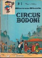 Steven Sterk 5: Circus Bodoni [1971] - Steven Sterk
