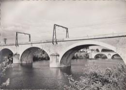 LA CELLE-SAINT-AVANT: Les Ponts Sur La Creuse - Autres Communes