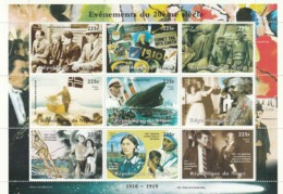 NIGER - N° 1265/73 ** (1998) Evènements Du 20e Siècle - Niger (1960-...)