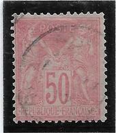 France N°104 - Oblitéré - TB - 1898-1900 Sage (Type III)