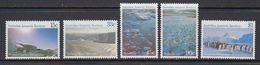 AAT 1985 Scenes 5v  ** Mnh (41437) - Australian Antarctic Territory (AAT)