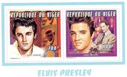 Niger 1996, Music, Elvis, 2val In BF - Elvis Presley