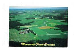Cpm - Minnesota État Des États-Unis - Farm Country - Ferme - Etats-Unis