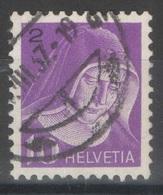Suisse - Franchise - YT 14A Oblitéré - 1935 - Franchise