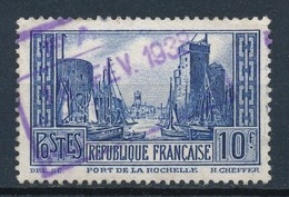 France-La Rochelle YT 261 Obl - France