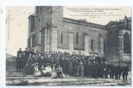 Cpa - 11 -    Carcassonne    Animation   Rare   1910 - Carcassonne
