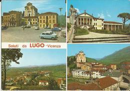 LUGO (VICENZA) VEDUTINE  -FG - Vicenza
