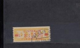 DDR Dienst B Michel Kat.Nr.  18IL Gest - [6] République Démocratique