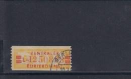 DDR Dienst B Michel Kat.Nr.  19IL   Gest - [6] République Démocratique