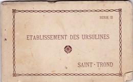 Saint Trond Carnet 10 Vues Ursulines - Sint-Truiden