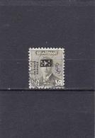 Irak Oblitéré 1954-57 Service N° 169   Roi Faïçal II - Iraq