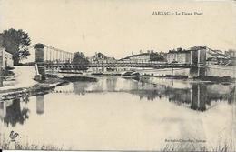 JARNAC, Le Vieux Pont - Jarnac
