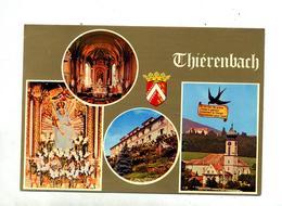 Carte Jungholtz Notre Dame Thierenbach Cachet - Autres Communes