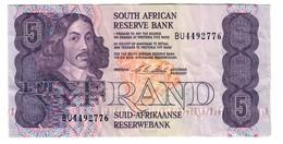 South Africa 5 Rand 1990 - Afrique Du Sud