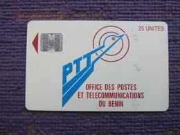 BEN-08 PTT Logo,25Unites - Benin