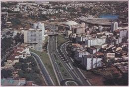 CPM - NOVA BAHIA - Vista Aérea Do - Vale De Nazaré E Estadio Da Fonte Nova (stade) - Salvador
