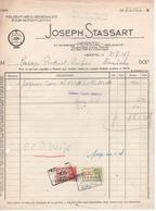 Fournitures Générales Pour Motocyclettes Joseph Stassart - Cars