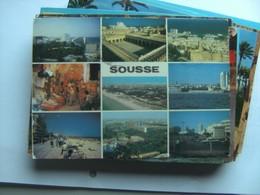 Tunesië Tunisie Tunesia Sousse Several Views - Tunesië