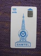GAM-03 Blue Logo,Batch Number: 32792 - Gambia