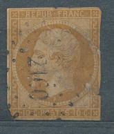 N°9 DEUXIEME CHOIX - 1852 Luis-Napoléon