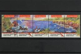 Weihnachtsinseln, MiNr. 374-378 ZD, Postfrisch / MNH - Christmas Island