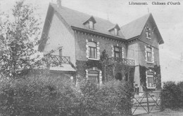 Libramont. Château D'Ourth.---scan-- - Manhay